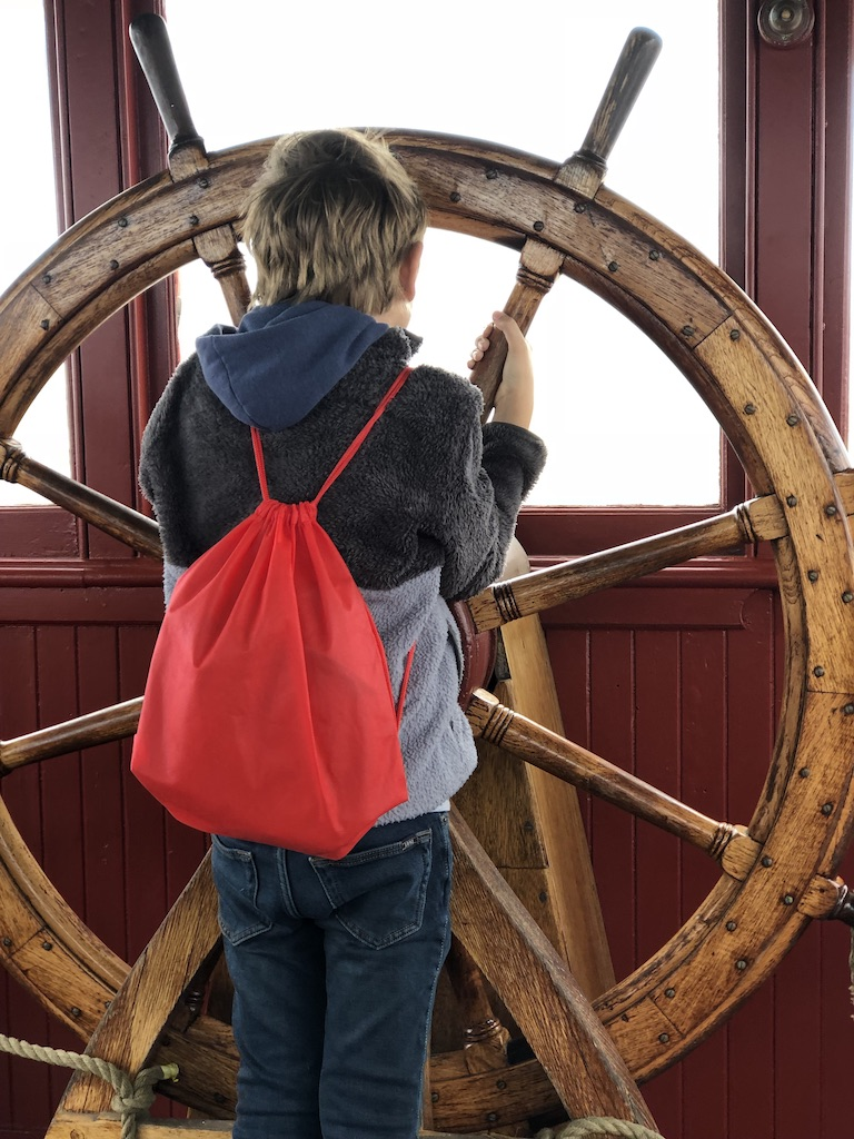 pier 45 ship tour for kids