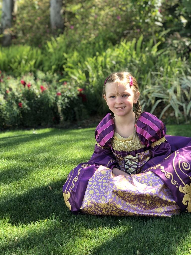 rapunzel dress disneyworld